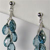 Topaz Earrings